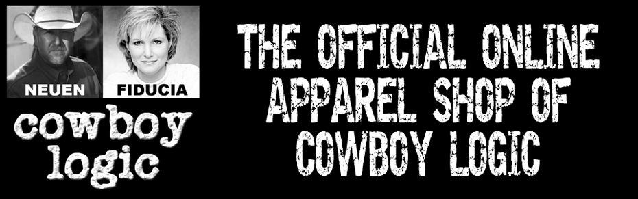 The Official Cowboy Logic Clothing Company Custom Shirts & Apparel